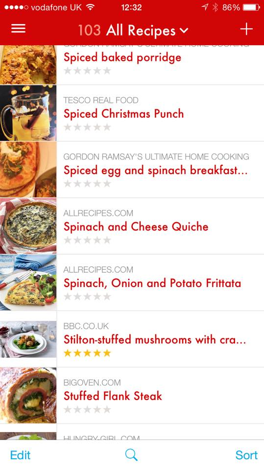 Paprika recipes iphone app review logicative blog post paprika recipe list forumfinder Image collections
