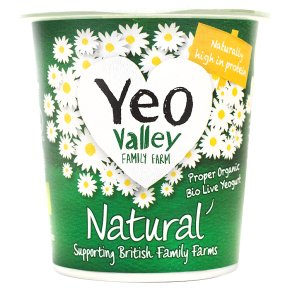 Yeo Valley yoghurt starter culture